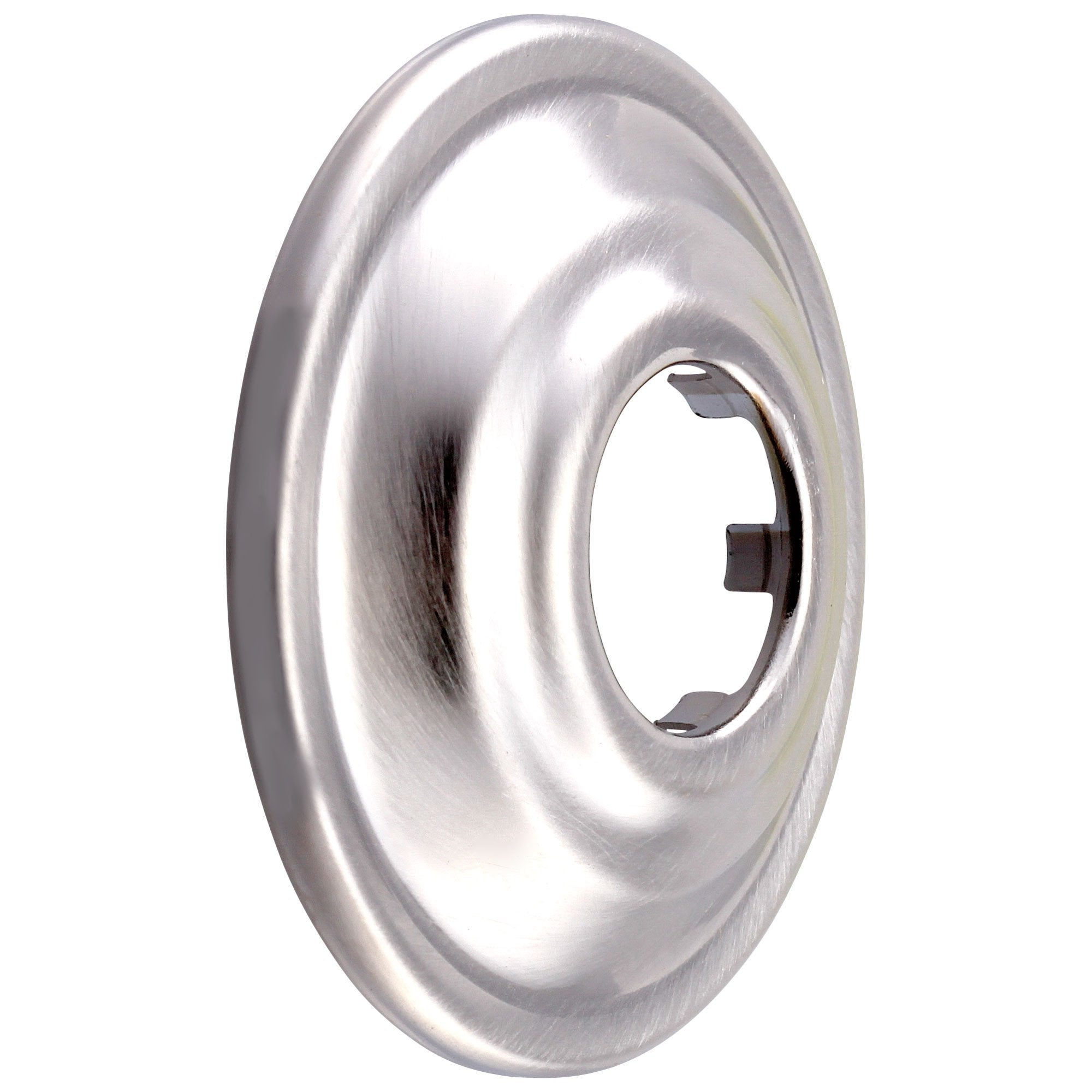 Delta Stainless Steel Finish Standard Round Shower Arm Flange DRP38452SS
