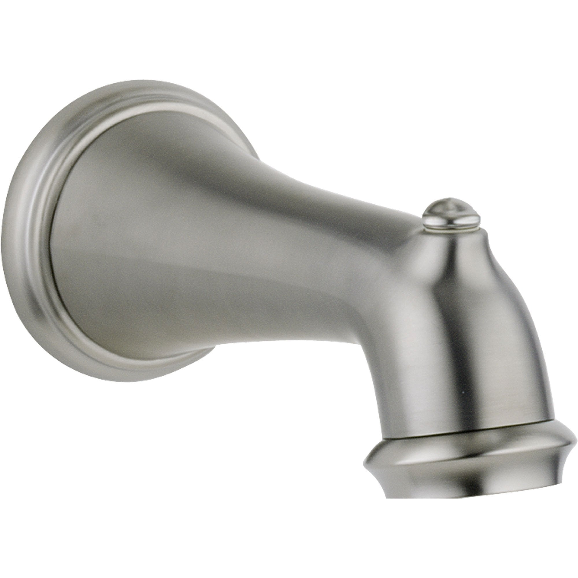 Delta Victorian Non-diverter Tub Spout in Stainless 467079
