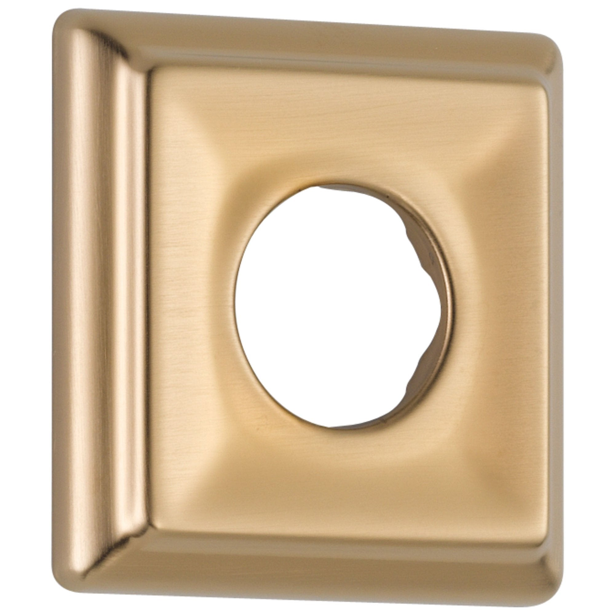 Delta Dryden Collection Champagne Bronze Finish Square Shower Arm Flange 564439
