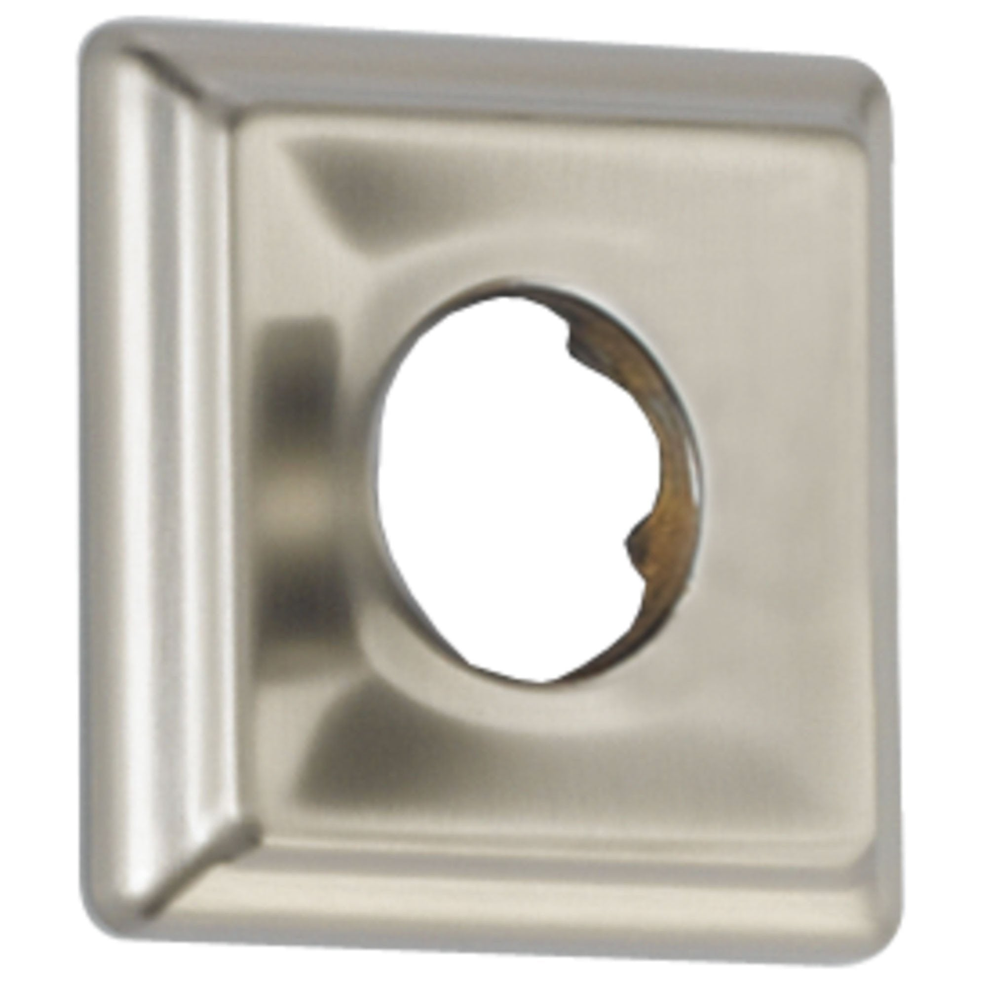Delta Dryden Collection Stainless Steel Finish Square Shower Arm Flange 455645