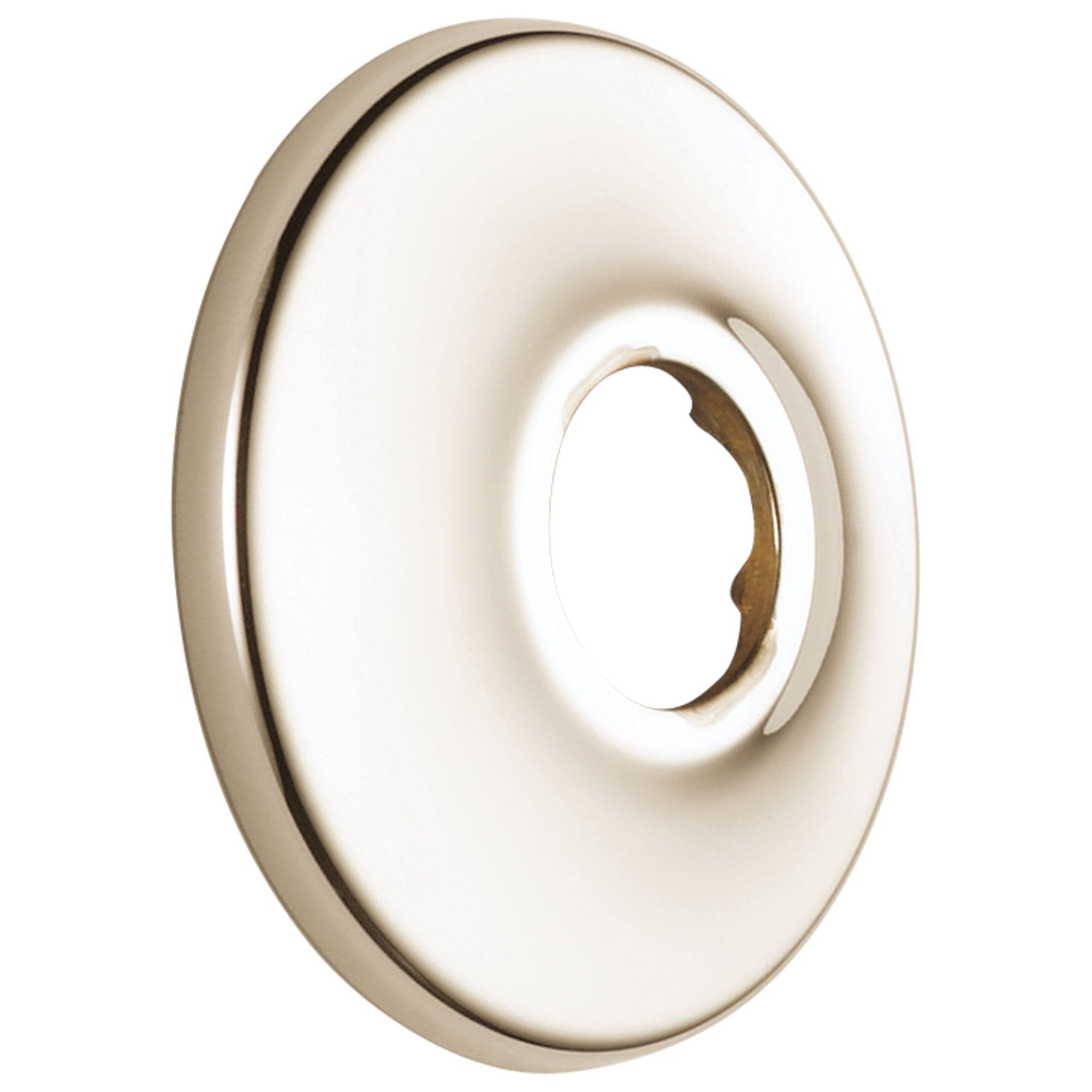 Delta Polished Nickel Finish Shower Flange DRP6025PN