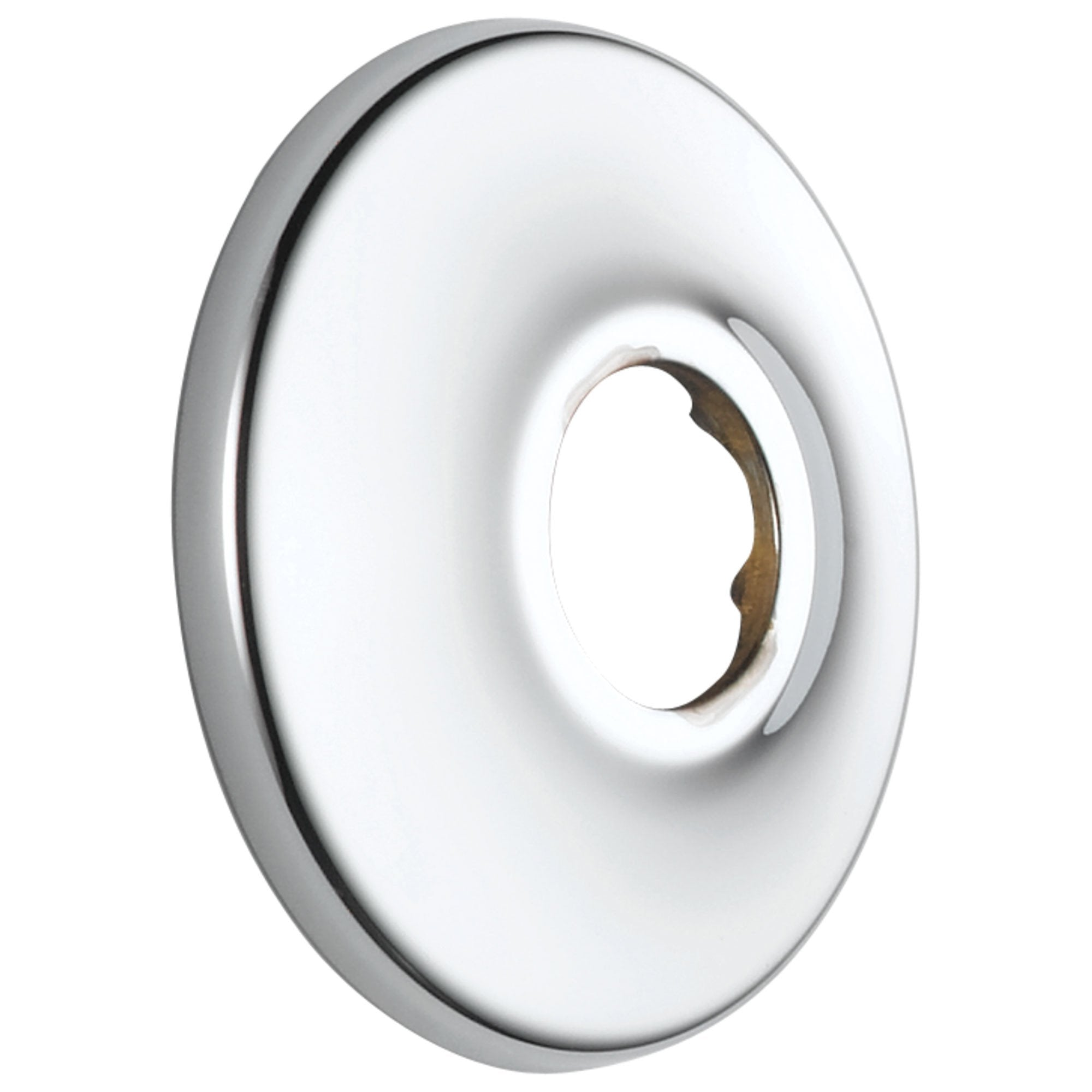 Delta Chrome Finish Standard Round Shower Arm Flange 48500