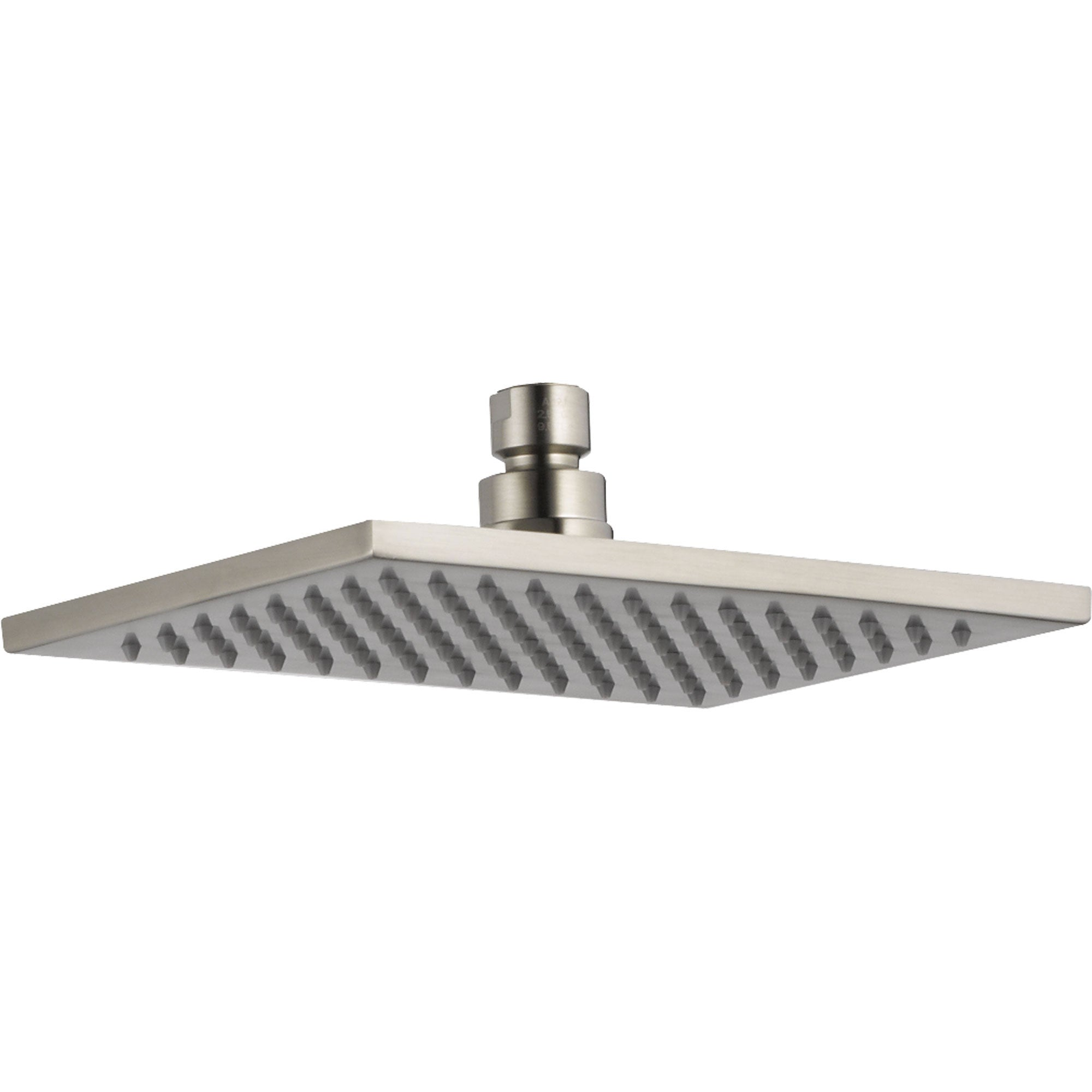 "Delta Vero Stainless Steel Finish Modern 8-5/8"" x 5-11/16"" Large Rectangular Showerhead 608886"