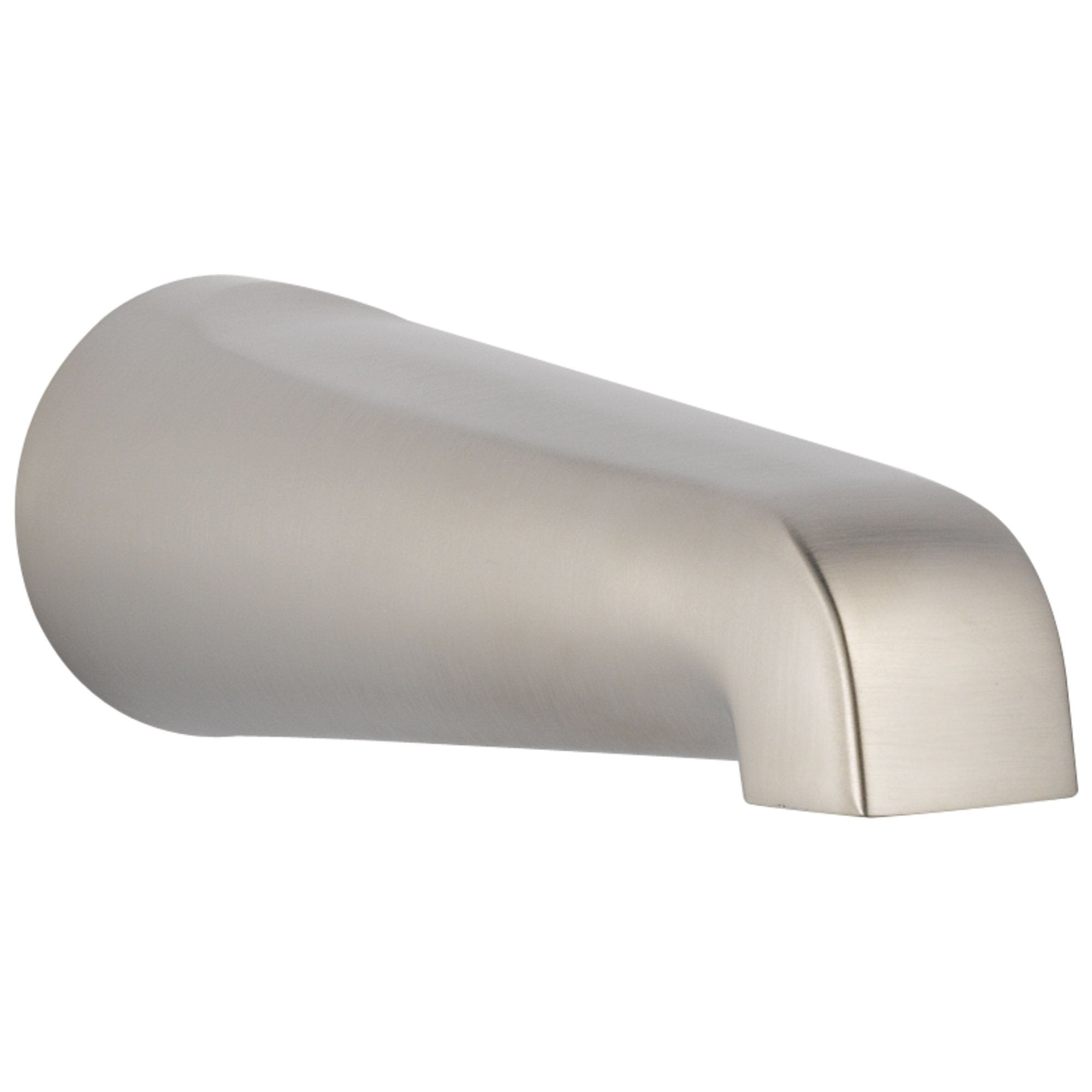Delta Foundations Collection Stainless Steel Finish Non Diverter Tub Spout DRP64722SS