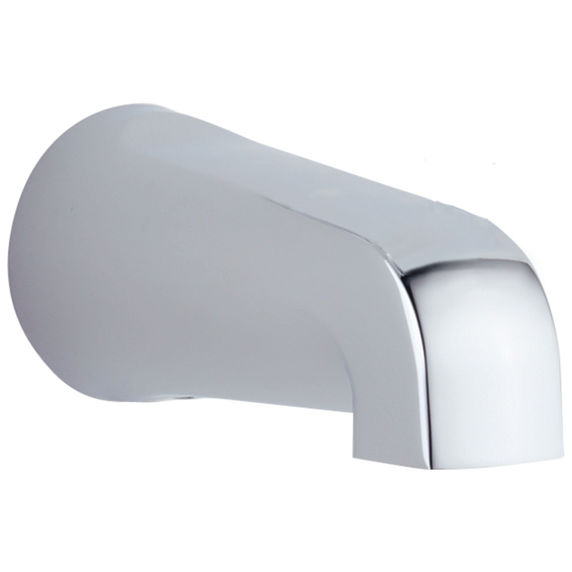 Delta Foundations Collection Chrome Finish Non Diverter Tub Spout DRP64722