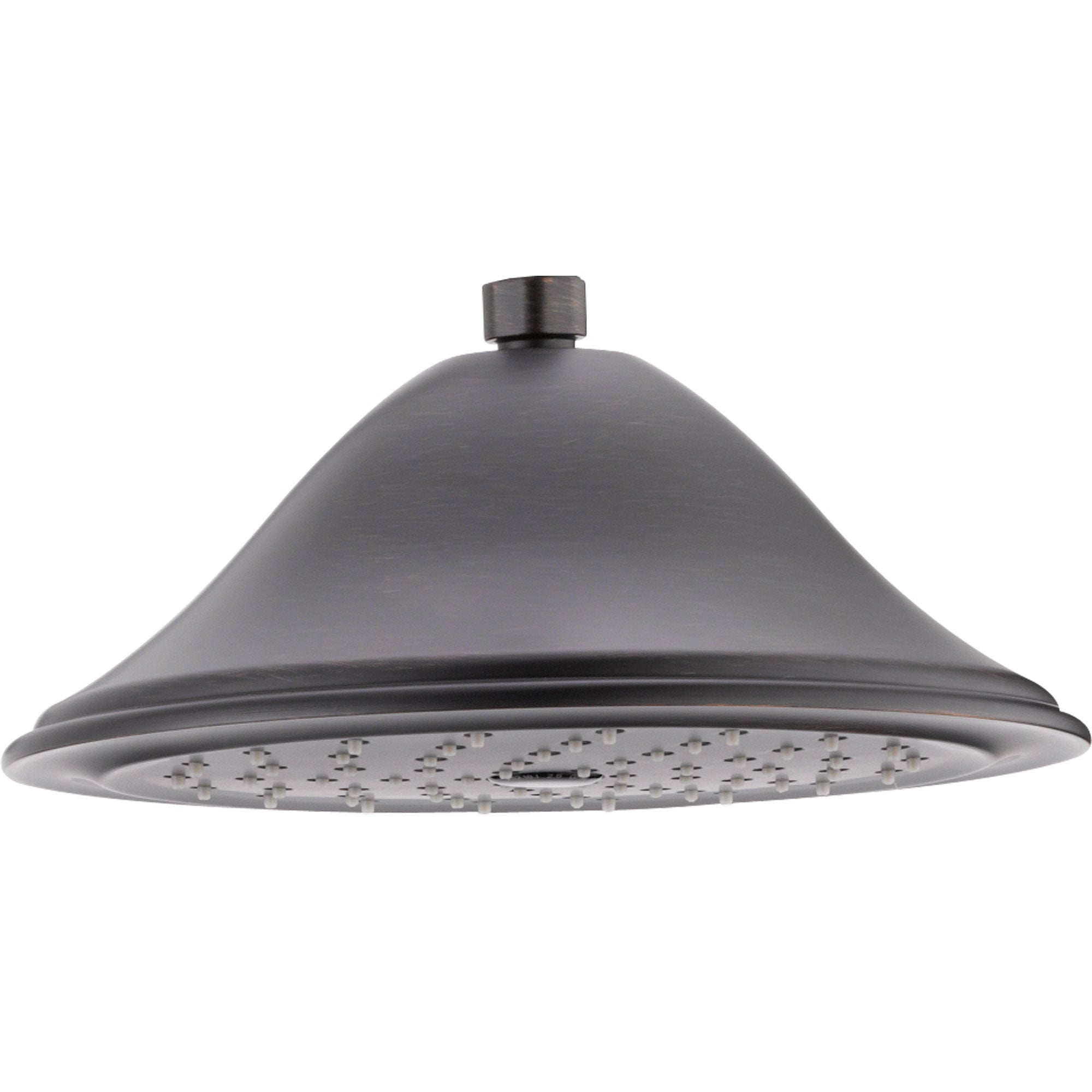 Delta 1 Spray 9 3 8 Inch Venetian Bronze Finish Large Rain Showerhead 584306