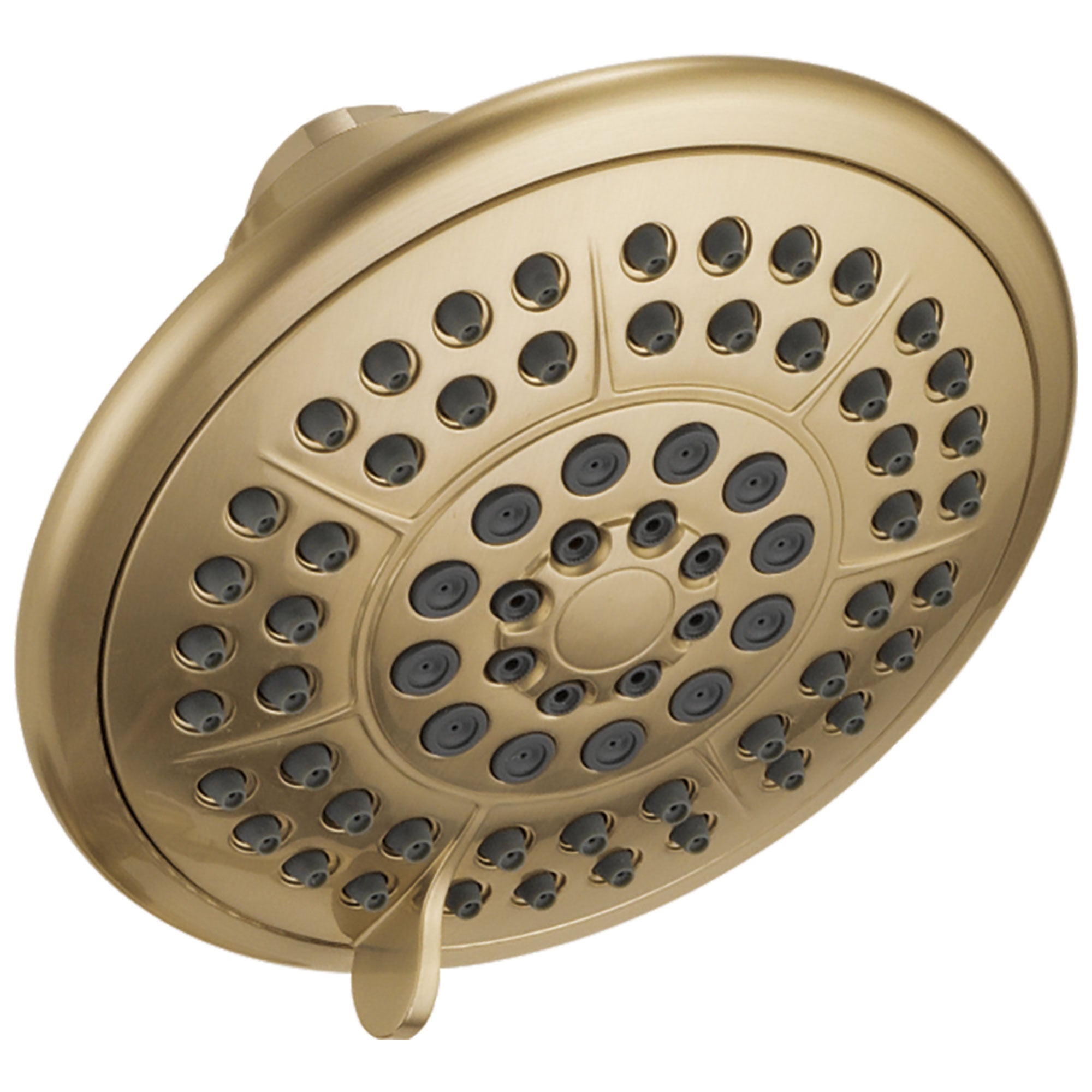 Delta Champagne Bronze Finish 5-Setting Raincan Shower Head DRP78575CZ