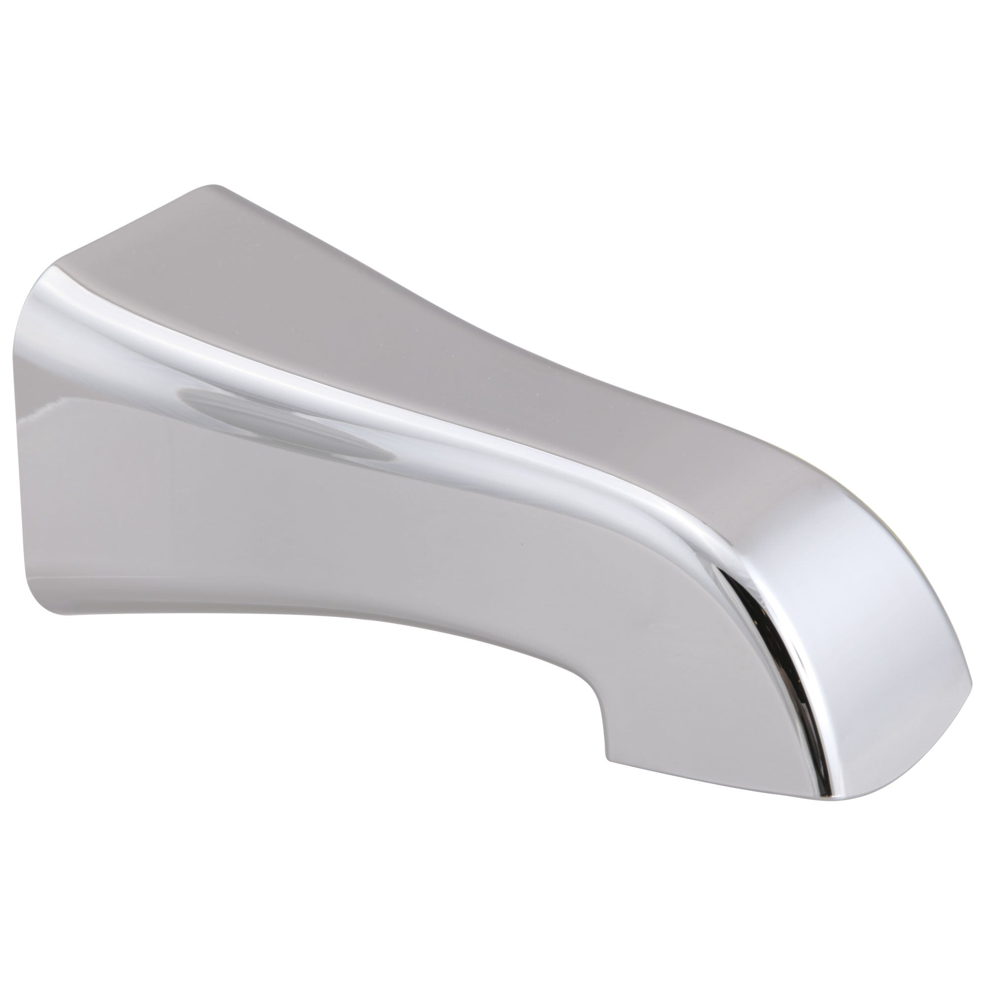Delta Tesla Collection Chrome Finish Non Diverter Wall Mount Bath Tub Spout DRP78736