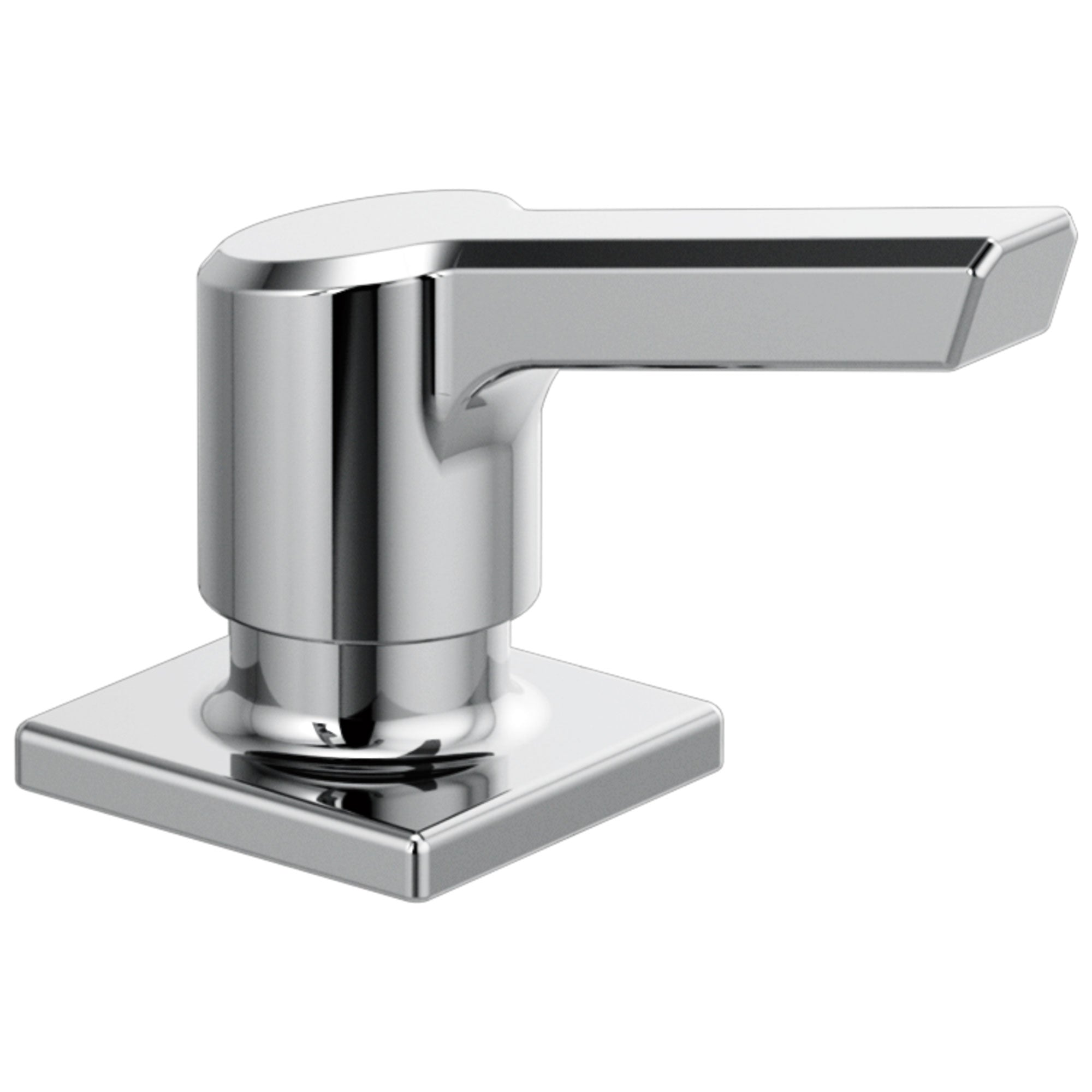 Delta Pivotal Chrome Finish Soap / Lotion Dispenser DRP91950