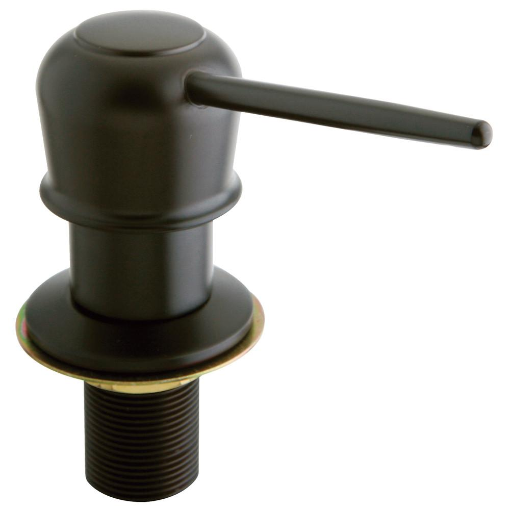 Kingston Oil Rubbed Bronze Decorative deck mount Easy Fill Soap Dispenser SD1605