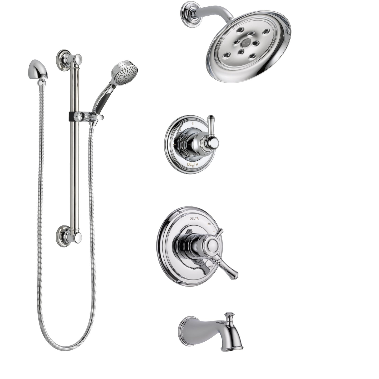 Shower System With Tub Spout Faucetlistcom