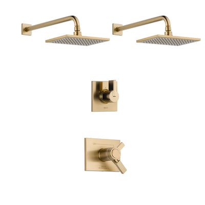 Shower Systems with Multiple (2) Shower Heads