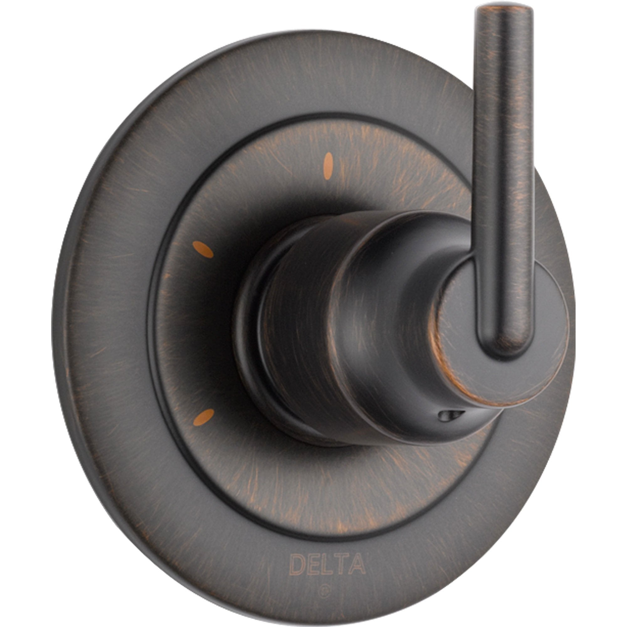 Delta Trinsic 3-Setting Modern Venetian Bronze Shower Diverter with Valve D193V