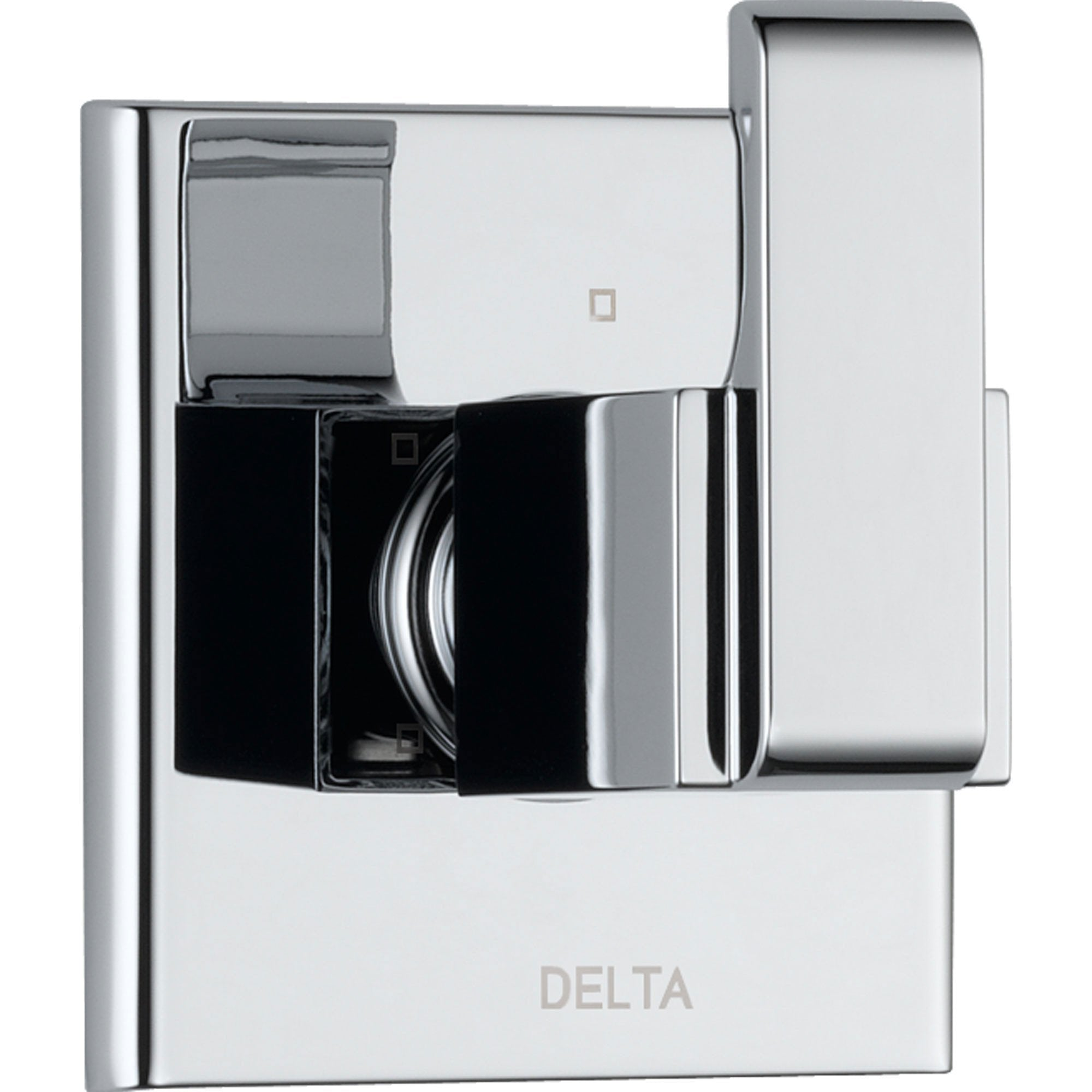 Delta Arzo 3-Setting Modern Chrome 1-Handle Shower Diverter Trim Kit 560978