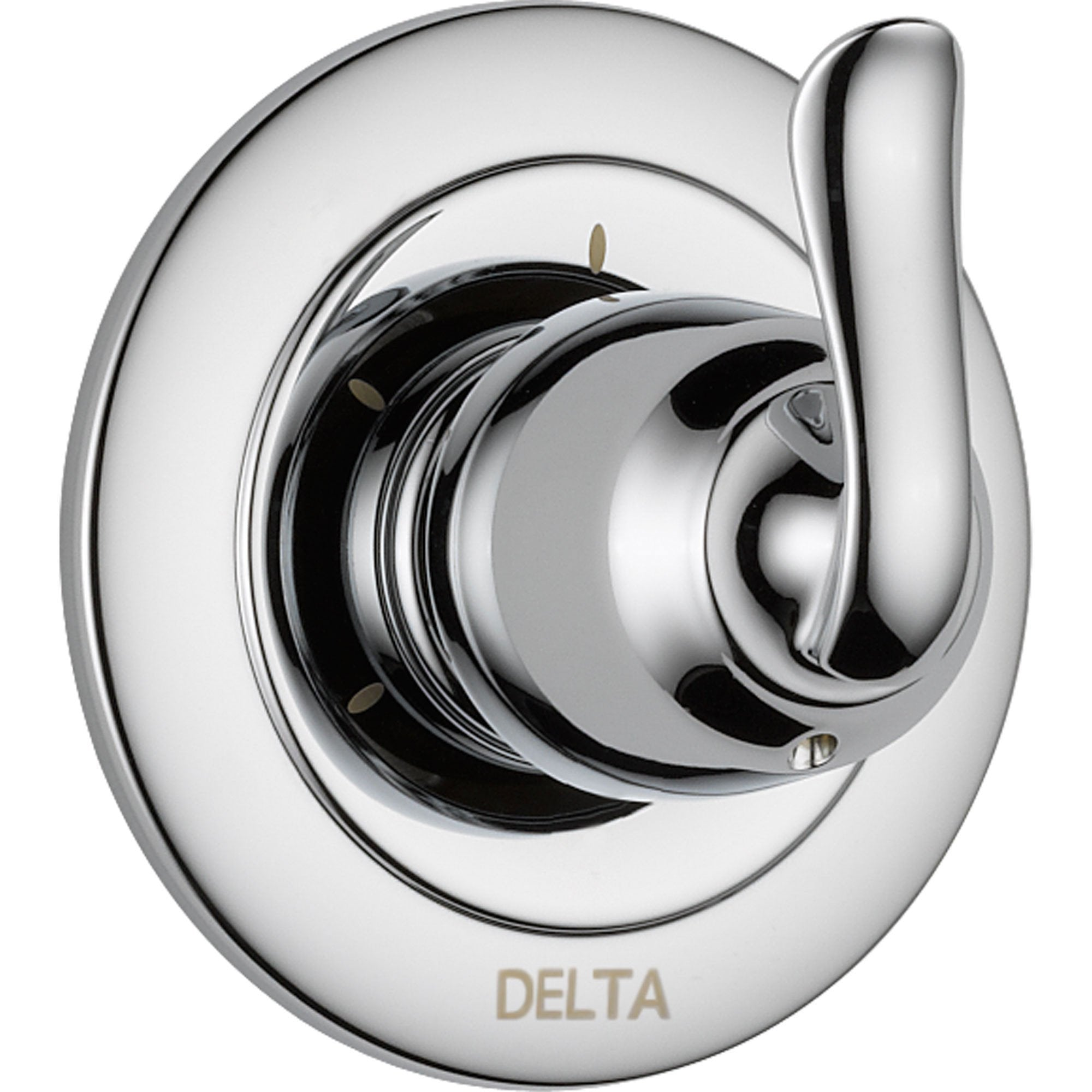 Delta Linden 3-Setting Chrome Single Handle Shower Diverter with Valve D203V