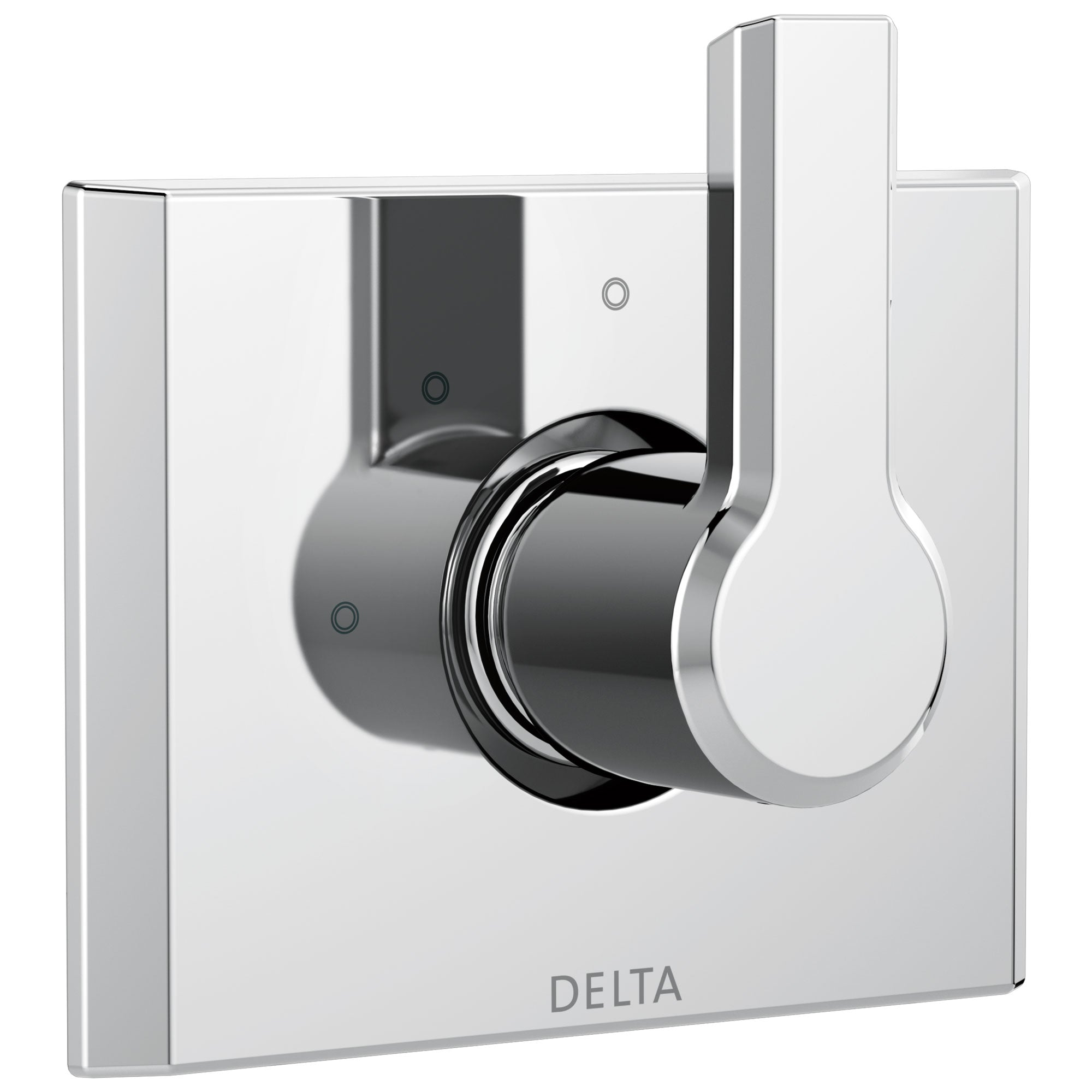 Delta Pivotal Chrome Finish 3-Setting 2-Port Shower Diverter Trim Kit (Requires Valve) DT11899