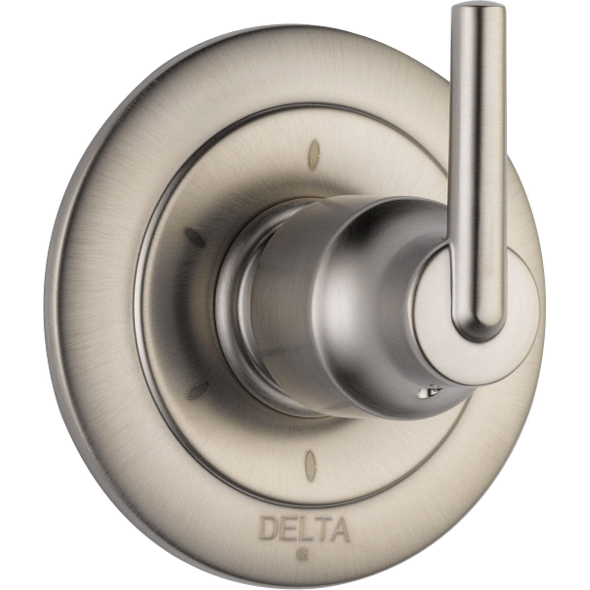 Delta Trinsic 6-Setting Stainless Steel Finish Shower Diverter Trim Kit 590195