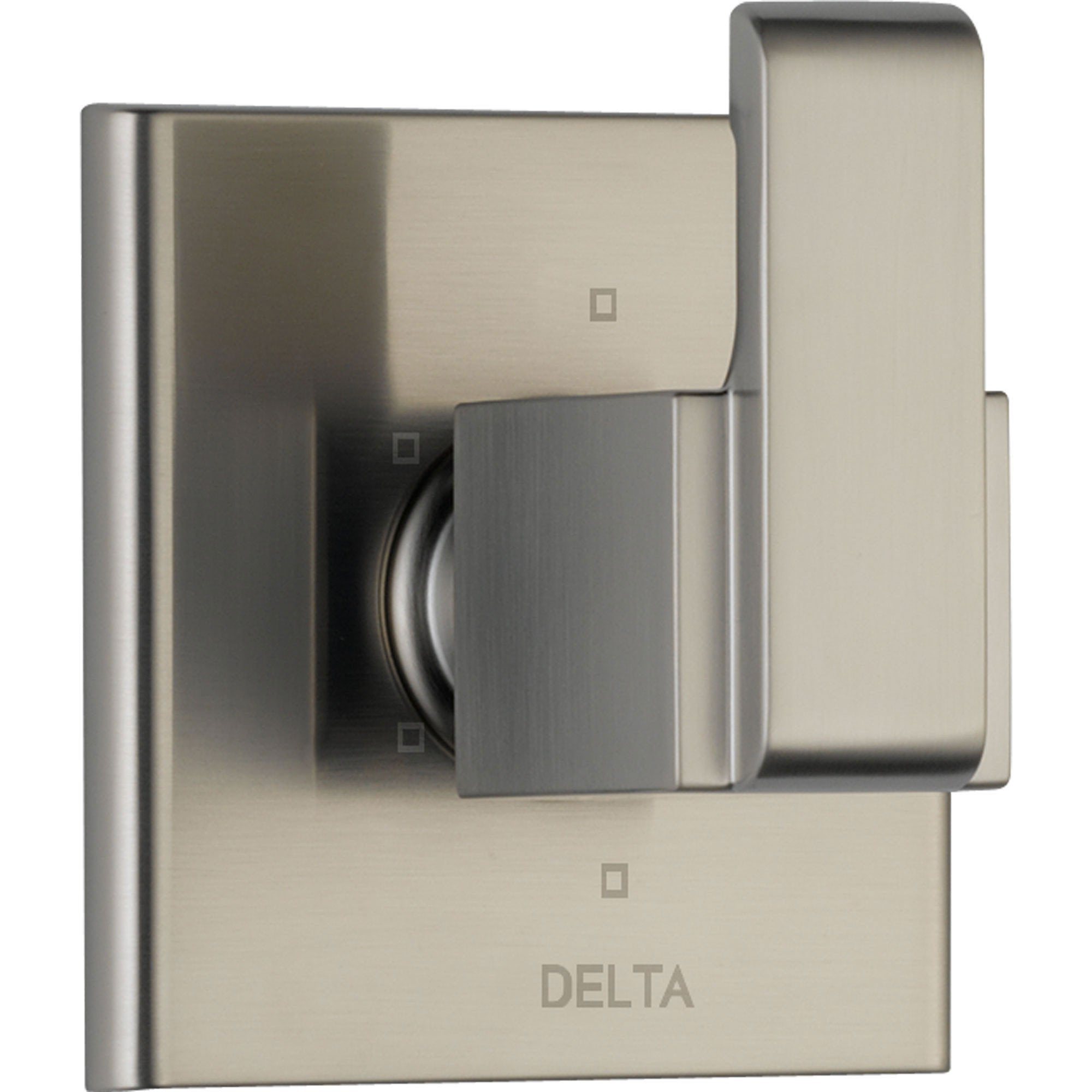 Delta Arzo 6-Setting Stainless Steel Finish Shower Diverter with Valve D166V