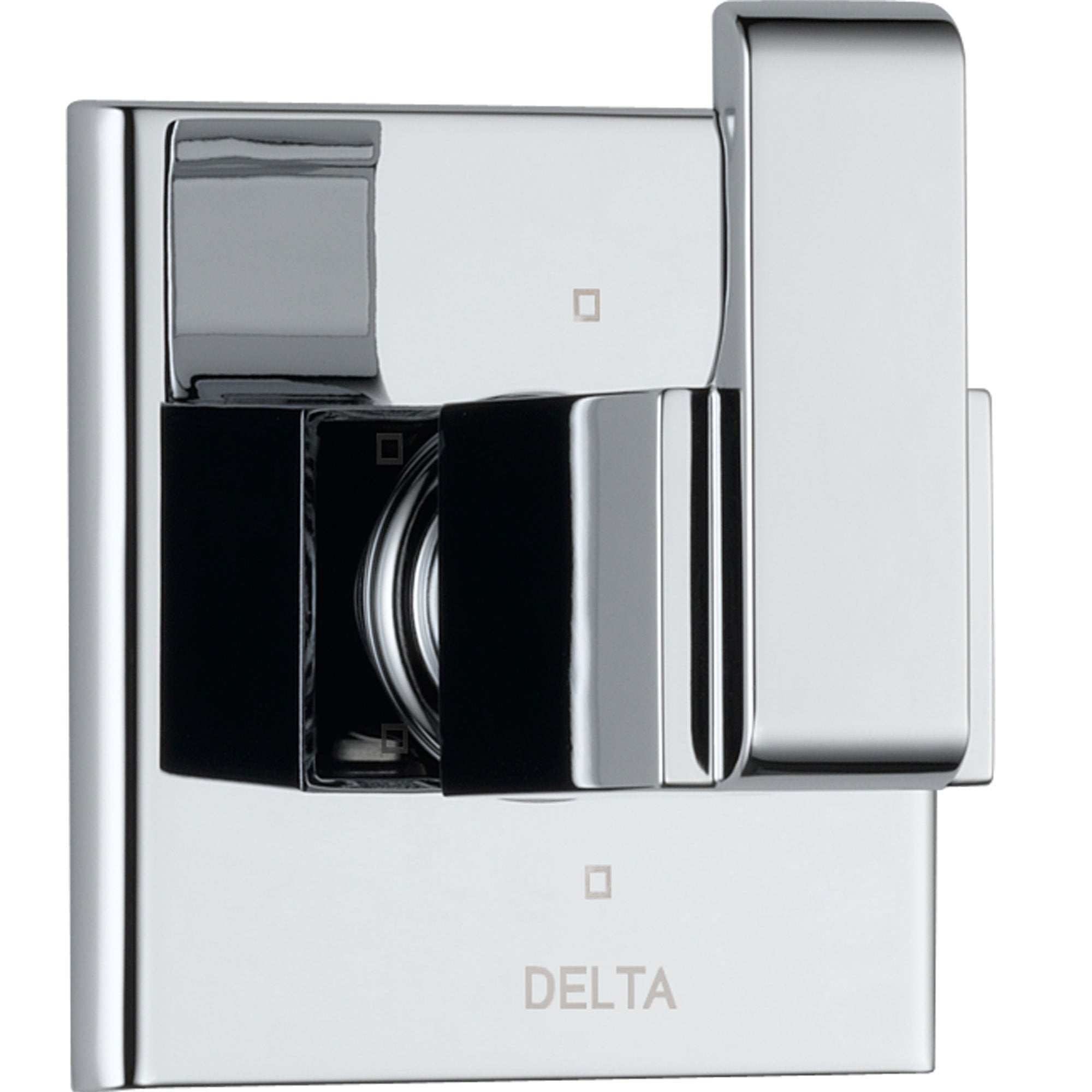 Delta Arzo 6-Setting Chrome Single Handle Shower Diverter with Valve D165V