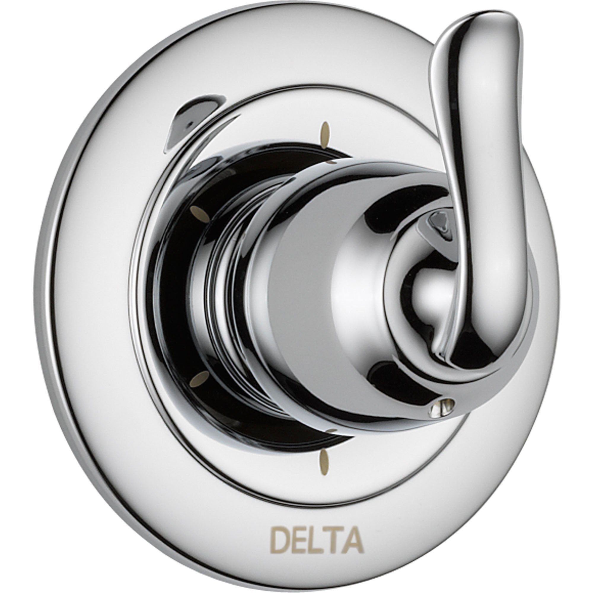 Delta Linden 6-Setting Chrome Single Handle Shower Diverter Trim Kit 555684