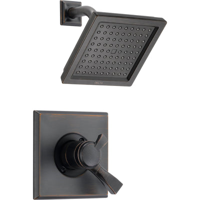 Delta Dryden Venetian Bronze Temp/Volume Control Shower Faucet with Valve D747V
