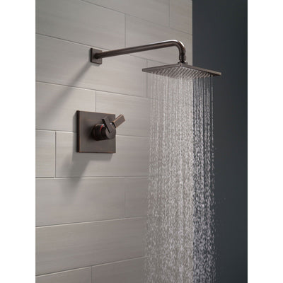 Delta Vero Venetian Bronze Temp/Volume Control Shower Faucet with ...