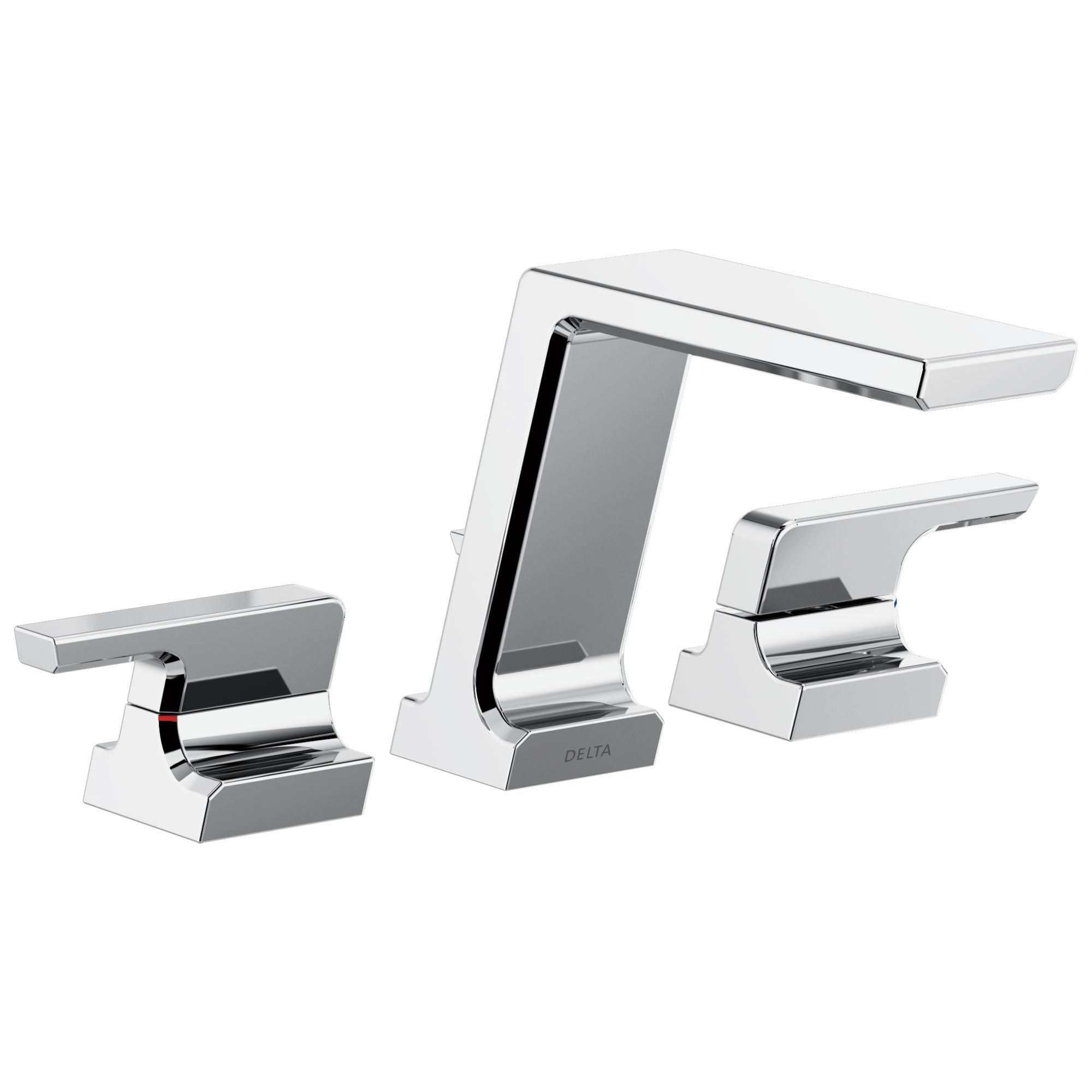 Delta Pivotal Chrome Finish Roman Tub Filler Faucet Trim Kit (Requires Valve) DT2799
