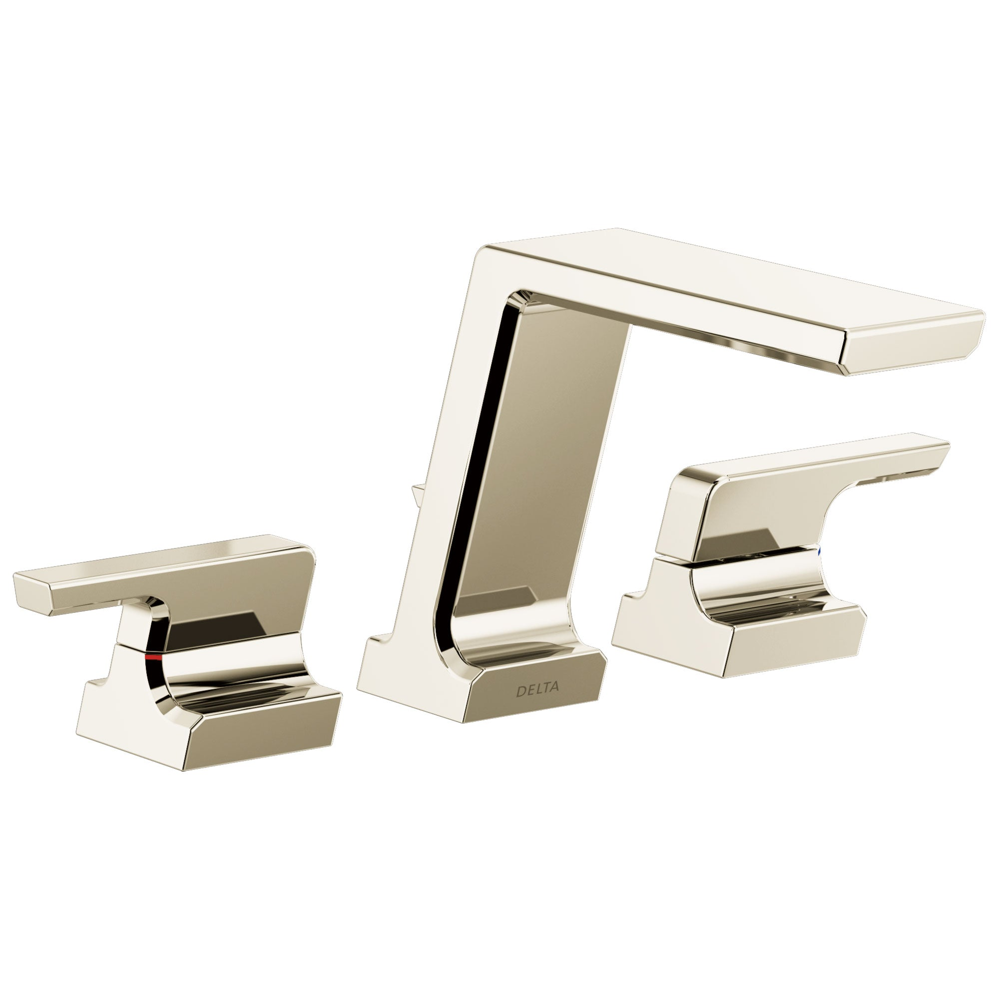 Delta Pivotal Polished Nickel Finish Roman Tub Filler Faucet Trim Kit (Requires Valve) DT2799PN