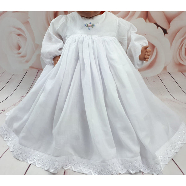 Muslin Baby Gown