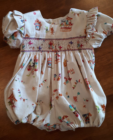 Off to the Circus ( size 3-6 Months)