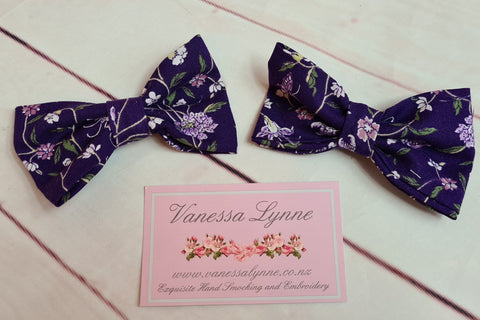 Veronica hair bows
