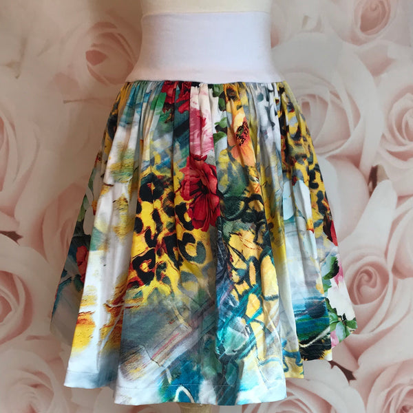 Girls Skirts Made in NZ