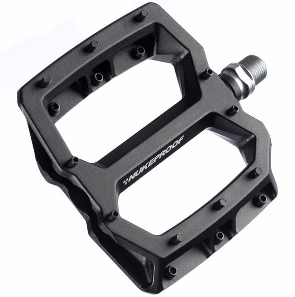 flat mtb pedals from Nukeproof for downhill riders