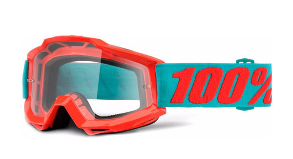 mtb accuri goggles for downhill riders from 100%