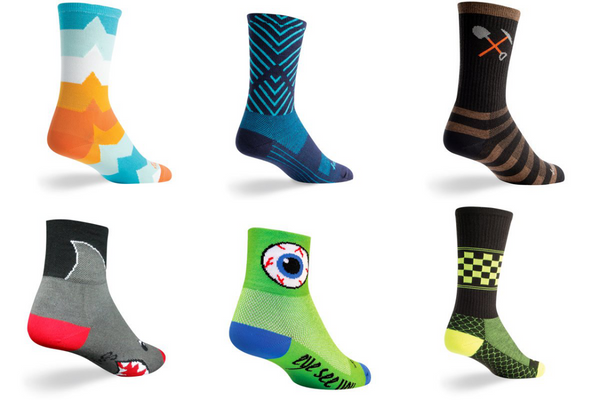 mtb socks from sock guy