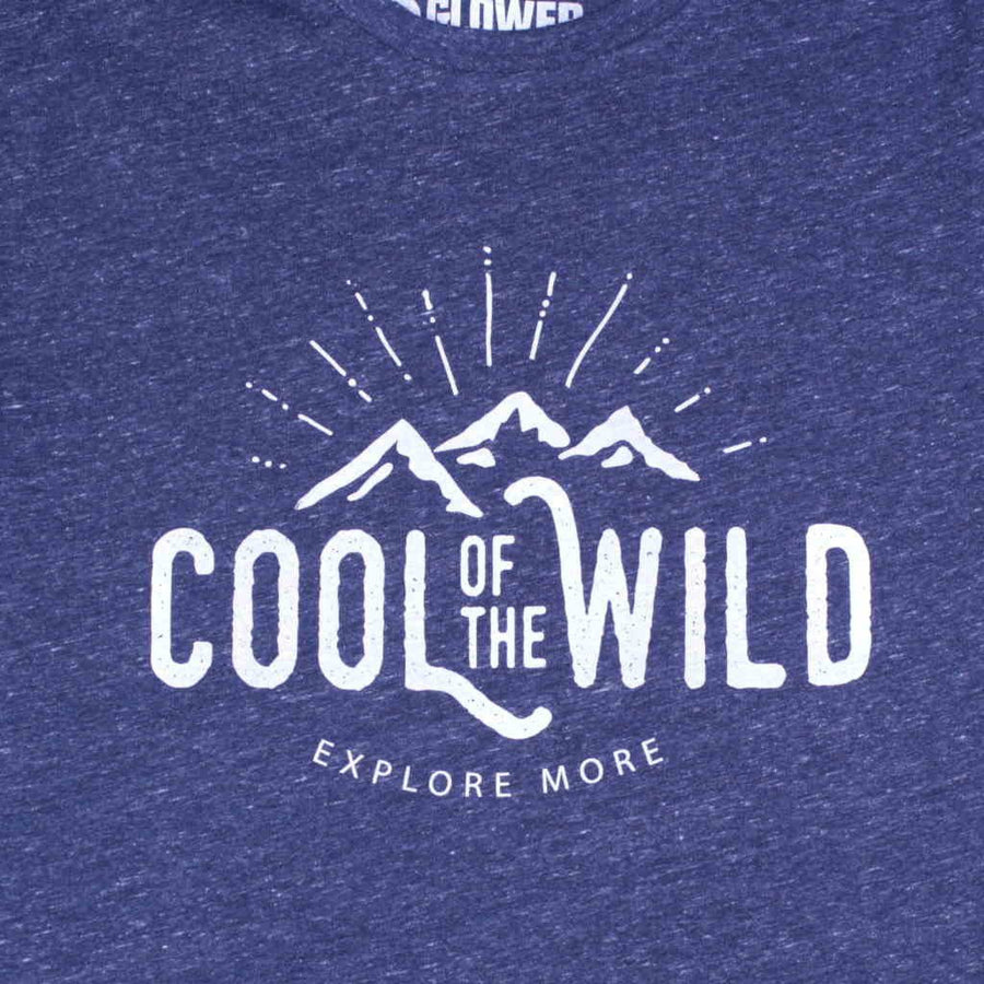 Cool of The Wild - Men's T-shirt