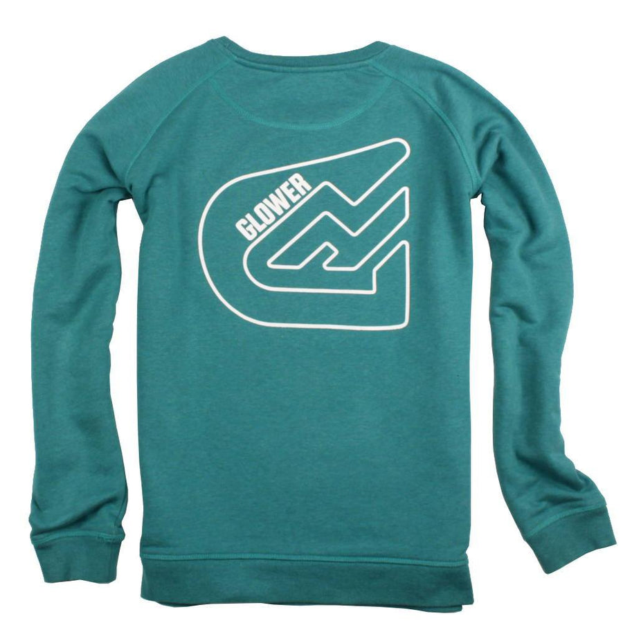 Glower For Bike & Board - Women's Sweatshirt