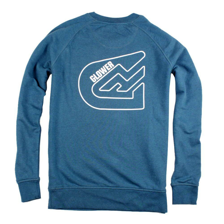 Mountain Bike sweatshirt for Men Glower Logo - Glower Clothing for MTB & Board