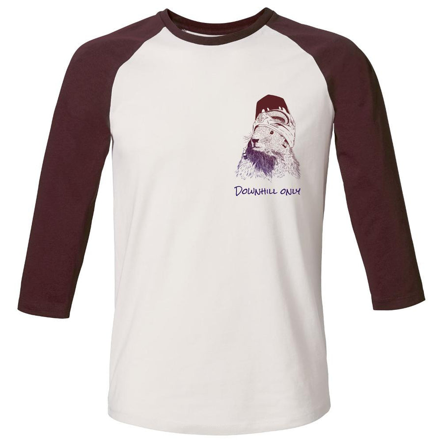 Baseball Raglan Tee Combo - For Board & Bike
