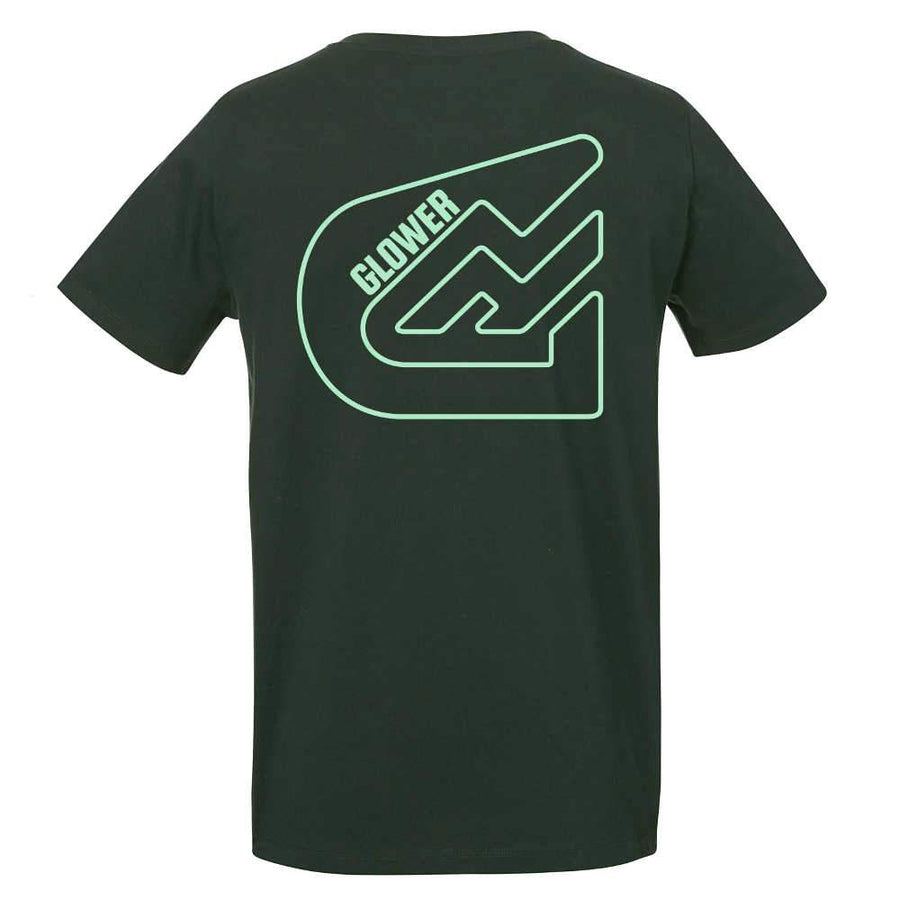 Glower For Bike & Board - Men's T-shirt