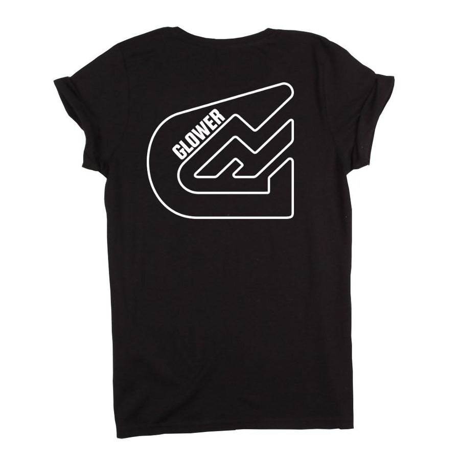 Mountain Bike  t-shirt / Snowboard t-shirt for Women Shred It - Glower Clothing for Bike & Board