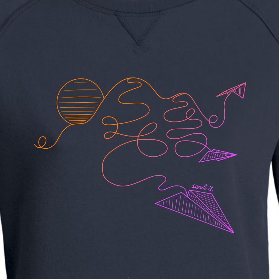 Send it - Women's Sweatshirt