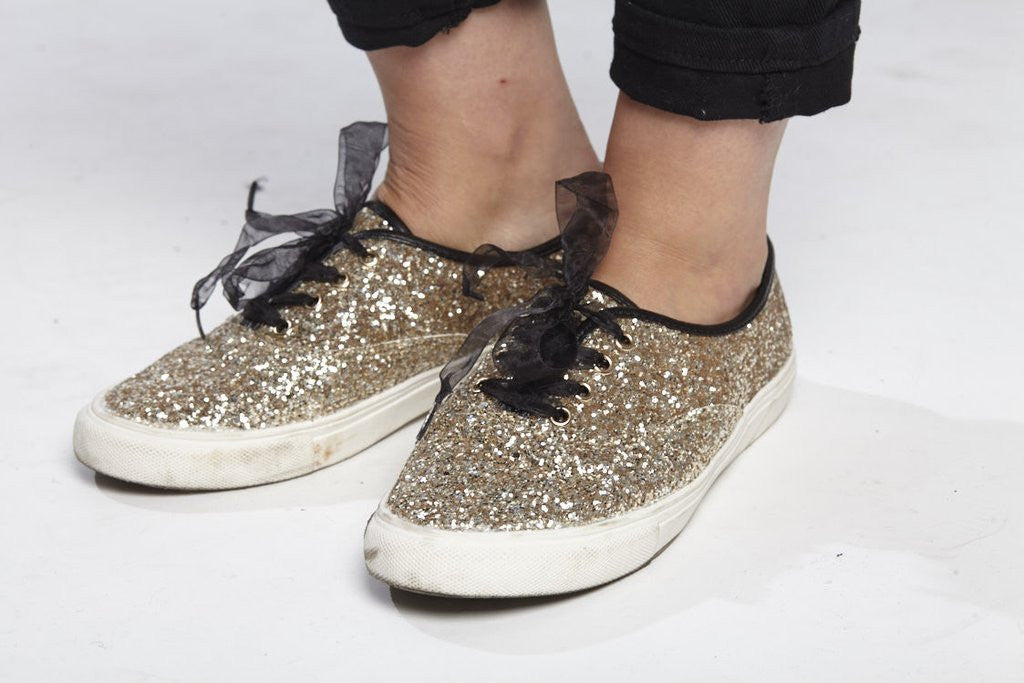 SPARKLING SNEAKERS