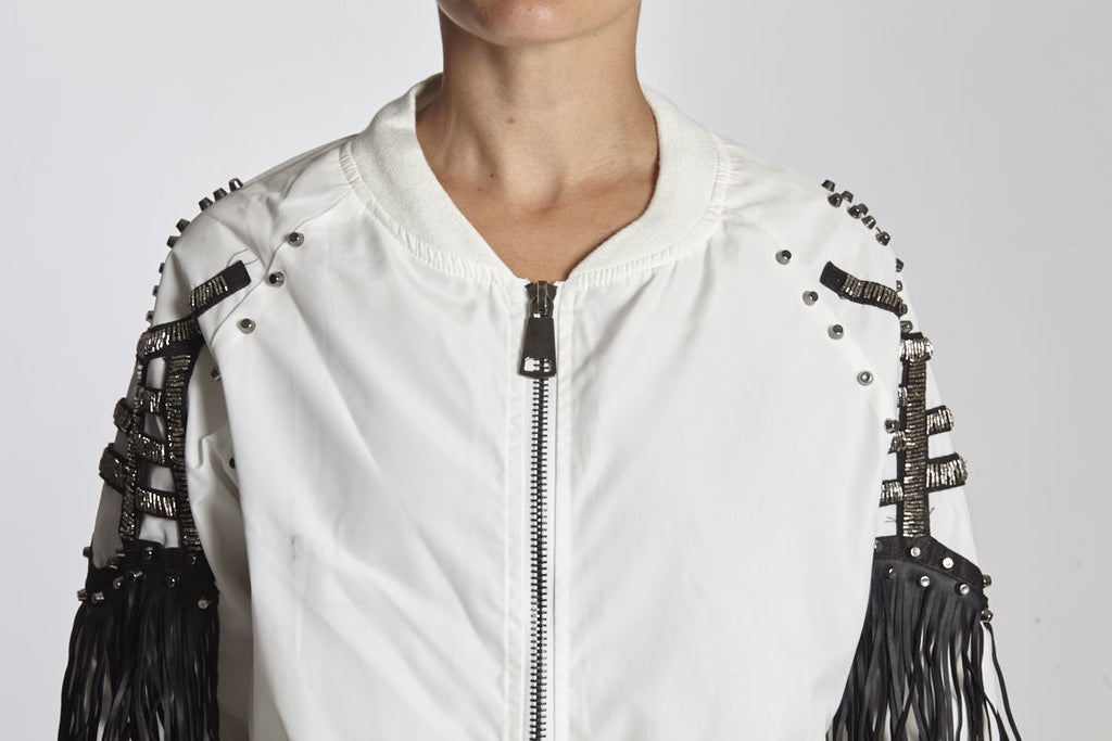 INDIAN FRINGE BOMBER