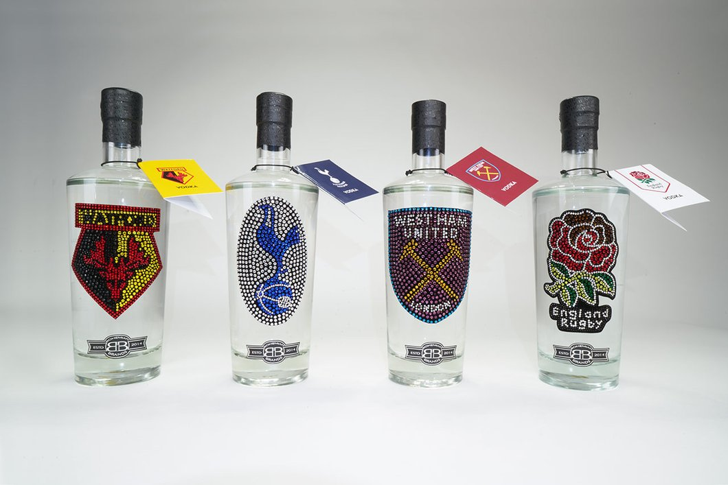 Football & Rugby Premium Vodka