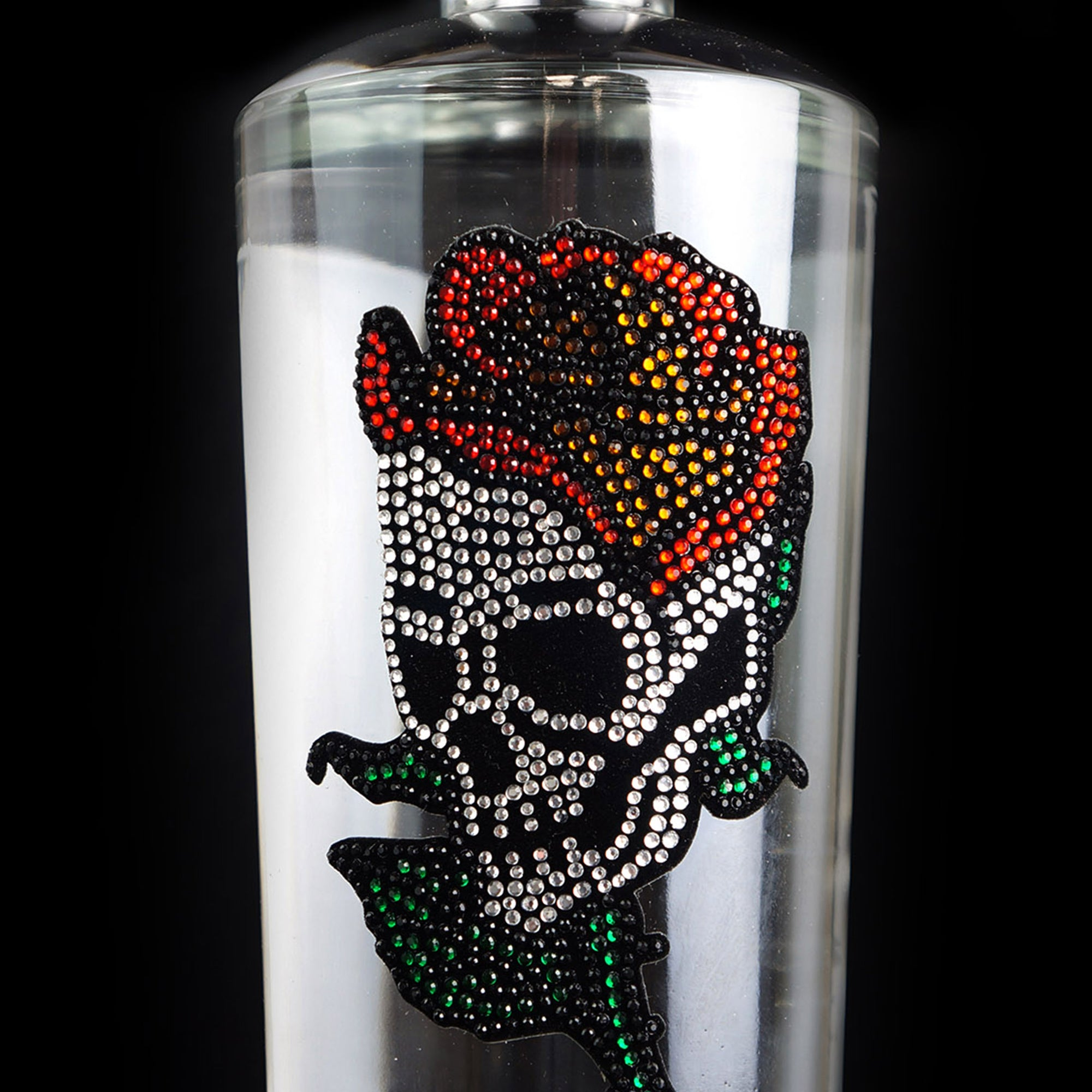 Rose Skull Gin - Crystal Edition - Bohemian Brands