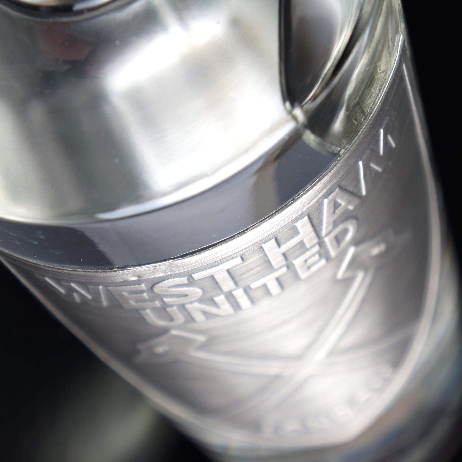 West Ham United FC Vodka - Pewter Edition - Bohemian Brands