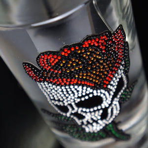 Rose Skull Vodka - Crystal Edition - Bohemian Brands