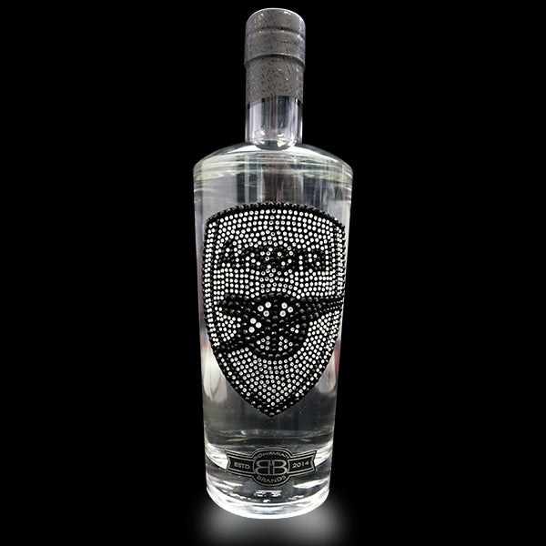 Arsenal FC Gin - Black Crystal Edition - Bohemian Brands