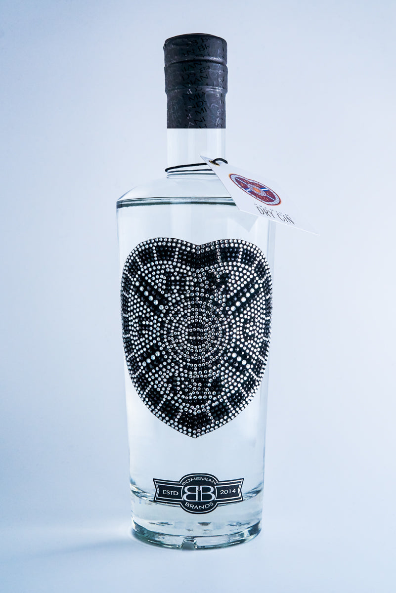 Heart of Midlothian FC Gin - Black Crystal Edition
